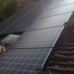 Nagykovácsi - napelem telepítés - 4,3 kW