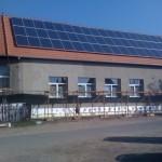 Napelem telepítés Nógrádsápon, 12 kW