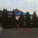 Napelem, Tolmács Önkormányzat, 4,6 kW