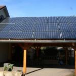 Napelemek-Budakalász: 5,1 kW