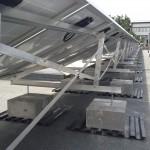 Lapos tető szerkezete