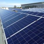 Debrecen 35 kW napelemes rendszer