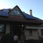 Piliscsaba 3,6 kW Kyocera napelem