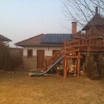 Jászszentlászló 5 KW kis ház