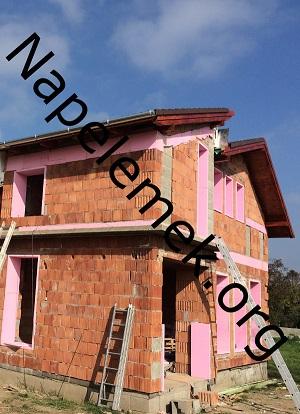 Passzív ház nullás ház